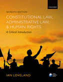 Constitutional Law, Administrative Law, and Human RightsA Critical Introduction
