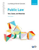 Complete Public LawText, Cases, and Materials