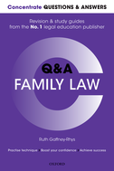 Concentrate Questions and Answers Family LawLaw Q&A Revision and Study Guide