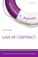Questions & Answers Law of ContractLaw Revision and Study Guide$