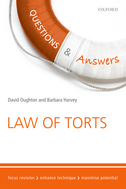 Questions & Answers Law of TortsLaw Revision and Study Guide
