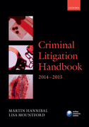 Criminal Litigation Handbook2014-2015