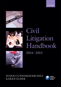 Civil Litigation Handbook2014-2015