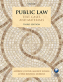 Public LawText, Cases, and Materials$