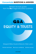 Concentrate Questions and Answers Equity and TrustsLaw Q&A Revision and Study Guide$