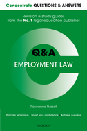 Concentrate Questions and Answers Employment LawLaw Q&A Revision and Study Guide