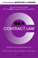 Concentrate Questions and Answers Contract LawLaw Q&A Revision and Study Guide