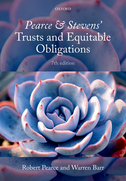 2. Equitable obligations