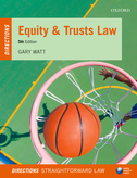 Equity & Trusts Law Directions$