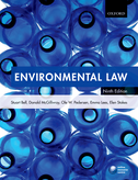 5. International law and environmental protection