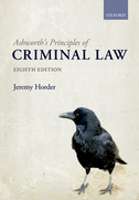 Ashworth's Principles of Criminal Law$
