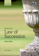 Borkowski's Law of Succession$