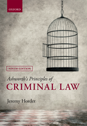 1. Criminal law process
