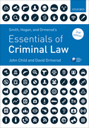Smith, Hogan, & Ormerod's Essentials of Criminal Law$