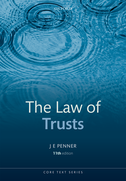 12. Restitution, unjust enrichment, and the law of trusts