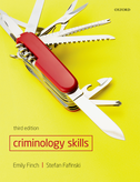 1. What is criminology?