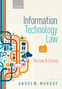 Information Technology LawThe Law and Society