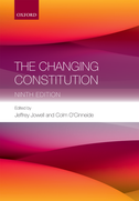 The Changing Constitution