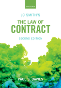 JC Smith's The Law of Contract$