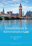 Constitutional & Administrative Law$