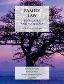 Family LawText, Cases, and Materials