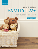 Hayes & Williams' Family Law$