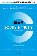1. Exam Skills for Success in Equity and Trusts Law
