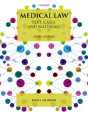 Medical LawText, Cases, and Materials