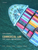 Sealy and Hooley's Commercial LawText, Cases, and Materials