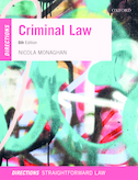 Criminal Law Directions$