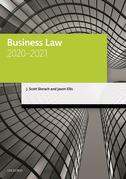 Business Law 2020-2021
