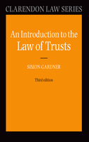 An Introduction to the Law of Trusts$