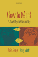 How to MootA Student Guide to Mooting