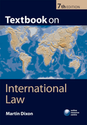 Textbook on International Law$
