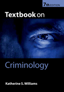 Textbook on Criminology$