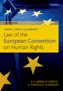 Harris, O'Boyle & WarbrickLaw of the European Convention on Human Rights