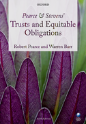 Pearce & Stevens' Trusts and Equitable Obligations$