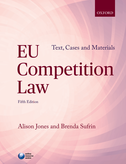 EU Competition LawText, Cases, and Materials