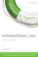 Q & A Revision Guide International Law 2013 and 2014$