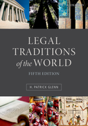 Legal Traditions of the WorldSustainable diversity in law