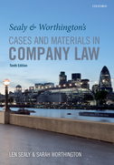 Sealy & Worthington's Cases and Materials in Company Law
