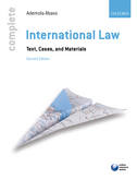 Complete International LawText, Cases, and Materials