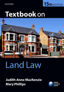 Textbook on Land Law$
