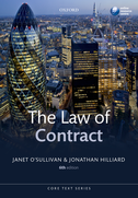 The Law of Contract$