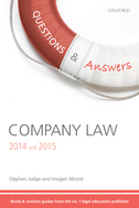 Questions & Answers Company Law