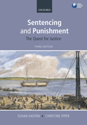 Sentencing and PunishmentThe Quest for Justice