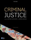 10. Victims in the criminal justice process